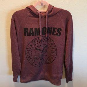 RAMONES hoodie!